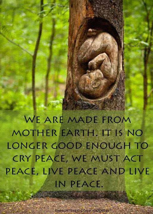 Living with Mother Earth
